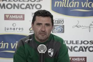 """Larraz: """"La octava posición te da Copa del Rey y vamos a pelear por ello"""""""