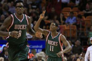 Los Bucks asaltan Miami