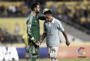 Las Palmas - Celta, puntuaciones del Celta, jornada 22 de la Liga BBVA