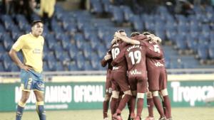 Puntuaciones: SD Eibar - UD Las Palmas