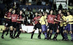 Precedentes históricos: UD Las Palmas - Osasuna