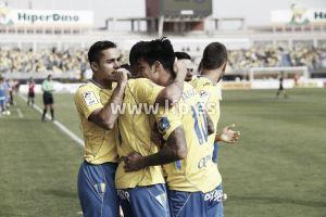 Las Palmas - Zaragoza: puntuaciones de Las Palmas, jornada 20 de Liga Adelante