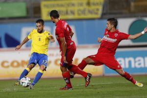 Las Palmas - Numancia: tres puntos con fines contrapuestos