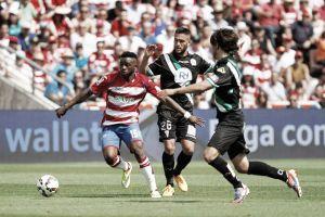 Granada CF - Córdoba: puntuaciones del Granada CF, jornada 36