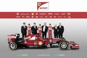 Ferrari descubre su nuevo monoplaza: el SF15-T