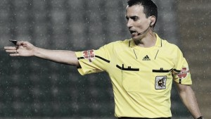 Jaime Latre arbitrará a Osasuna en Anoeta