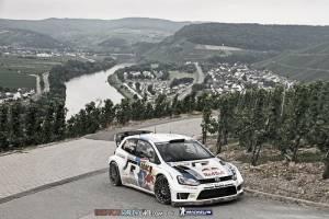 Latvala coge el testigo al frente del Rally de Alemania