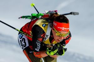 Hochfilzen 2017, staffetta femminile: vince la Germania, Italia quinta con rimpianti