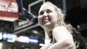 Lauren Hill, a true hero