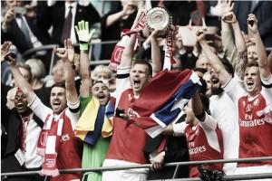 Arsenal supera Chelsea no dérbi londrino e conquista a FA Cup