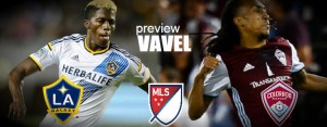 Los Angeles Galaxy look to get back on track against Colorado Rapids