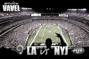 New York Jets vs Los Angeles Rams: Jets look to rebound after loss to Dolphins