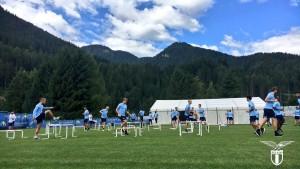 """Lazio, il punto sugli infortunati: """"Parolo e De Vrij sono ok, per Lukaku botta al piede"""""""