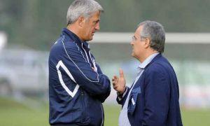 """Lotito non ne vuole sapere: """"Petkovic non si tocca"""""""