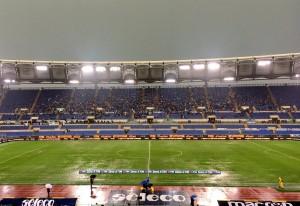 Lazio-Udinese, vince il maltempo. Gara rinviata a data da destinarsi