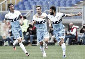 """Lazio seconda, poker all'Empoli.Pioli nons'accontenta: """"Non abbiamo fatto ancora nulla"""""""