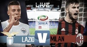 Lazio - Milan in diretta, LIVE Serie A 2017/18 (4-1): Uragano Immobile, poker biancoceleste
