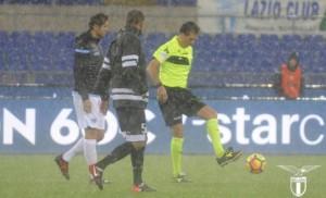 Serie A - Lazio e Udinese si giocano gli ultimi punti del girone d'andata