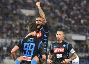 Serie A - Milik ed Insigne ribaltano la Lazio: il Napoli di Ancelotti è subito corsaro a Roma