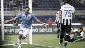 Risultato Lazio - Udinese, ottavi di finale Coppa Italia 2015/16 (2-1): Kone, Matri, Cataldi