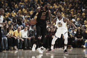 NBA Finals - Golden State scherza col fuoco, i Cavs sprecano un'occasione