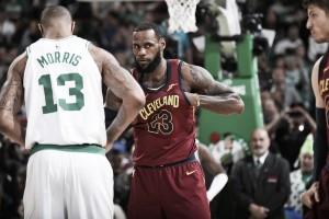 NBA playoffs, Cleveland e il fattore Q nella serie con i Celtics