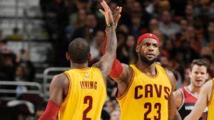LeBron James guida Cleveland alla vittoria sui Wizards