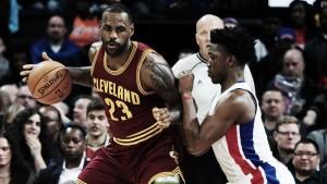 Cleveland cede nel finale, Jackson e Drummond rialzano Detroit (104-99)