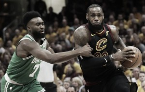 Cleveland Cavaliers defeat Boston Celtics in Game 3