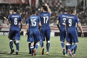 L'Italie se sort piteusement du piège Maltais