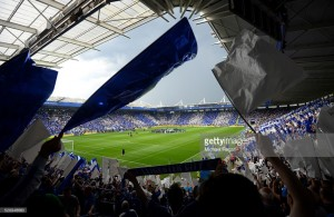 Leicester City announce plans for new training facility