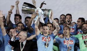Le Napoli arrache sa seconde Supercoupe d'Italie