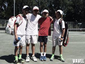 El futuro del tenis mexicano se foguea en Le Coupe Leblanc