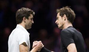 ATP Rotterdam : Simon brise la série