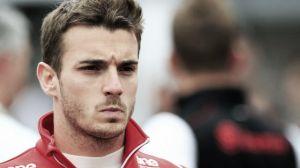 Jules Bianchi sale del coma artificial