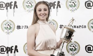 Leah Williamson named PFA Women's Young Player of the Year