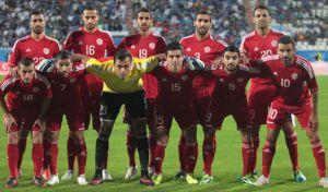منتخب لبنان ينهي استعداداته لوديتي قطر والسعودية