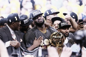 Cleveland Cavaliers defeat Golden State Warriors 93-89 to win NBA Finals