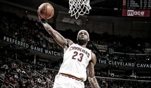 Resumen NBA: los Cavs acaban con la racha de Clippers y los Spurs no paran