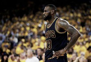 """LeBron James: """"En el primer año llegar a las Finales es para estar orgulloso"""""""