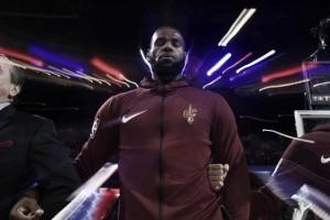 Resumen NBA: histórico LeBron James en una noche sin sorpresas