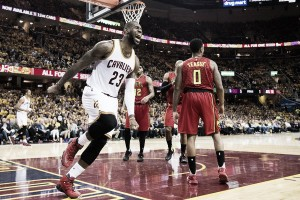 Cleveland Cavaliers, reyes del 7,25