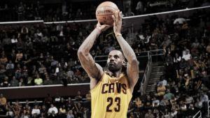 Cleveland gana liderado por un gran LeBron