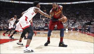 NBA Playoffs - Cleveland sbanca Toronto in gara-1, le impressioni dei protagonisti