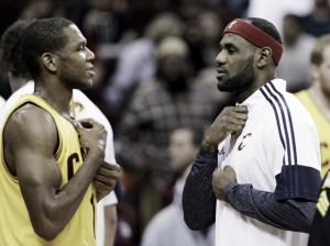 LeBron James y James Jones lideran el cambio de mentalidad en los Cavaliers