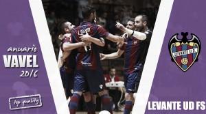 Anuario VAVEL 2016: Levante UD FS, cambio de nombre, pero misma identidad