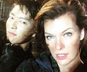 Lee Joon-Gi se une al reparto de 'Resident Evil: The Final Chapter'