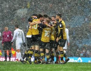 Leeds United 1-2 Sheffield Wednesday: Nuhiu brace earns Owls vital three points