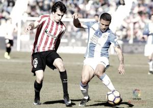 Antecedentes: Athletic Club - Leganés, partido casi inédito