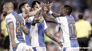 El Leganés de récords tuvo su meta en Sevilla